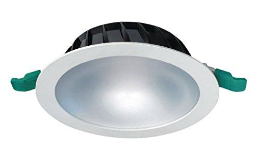 Sylvania SYL0053383 Spot LED Sylround Superia 195-aluminium, Aluminium, Blanc