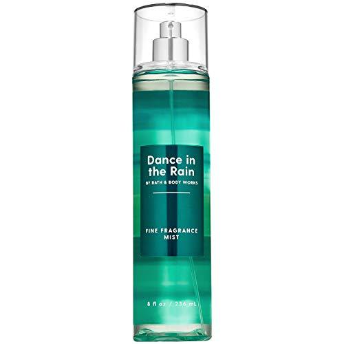 Bath and Body Works DANCE IN THE RAIN Fresh Raindrops Fine Fragrance Mist 8 Fluid Ounce (2020 Limited Edition)