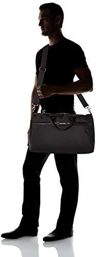 Calvin Klein Men's Duffle Bags, Black, One Size