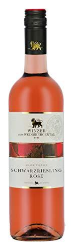 Württemberger Wein Schwarzriesling rosé QW halbtrocken (1 x 0.75 l)