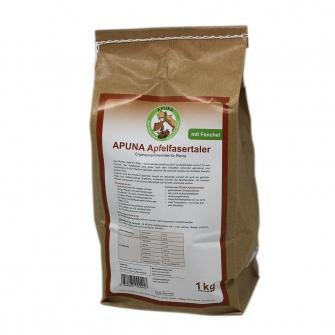 Apuna Apfelfasertaler Fenchel 15 kg