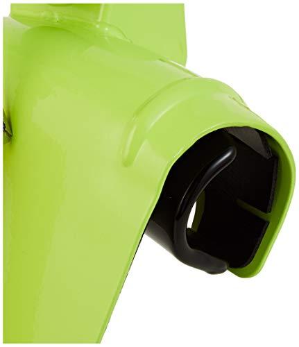 Bullock 146714 Antifurto Universale Defender, 2 chiavi, braccetto regolabile, giallo