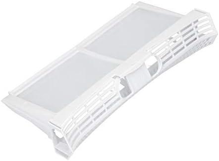 Filtre à peluches - Tamis pour sèche linge Bosch Siemens 652184 00652184 Source 01000435