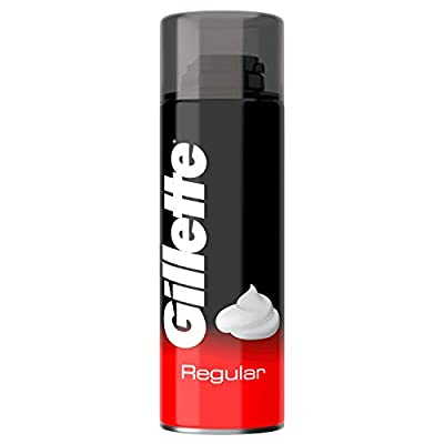 Gillette Classic Men's Shaving Foam Regular 200 ml