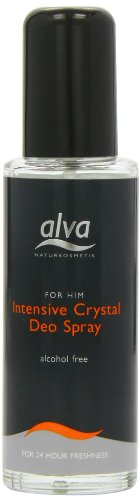 Alva for Him Kristall Deo Spray Intensiv 75 ml