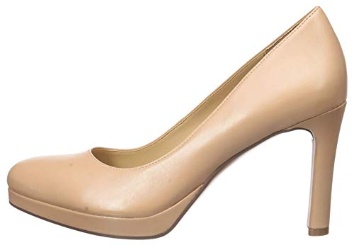 Naturalizer womens Teresa Pump, Gingersnap Leather, 7 US