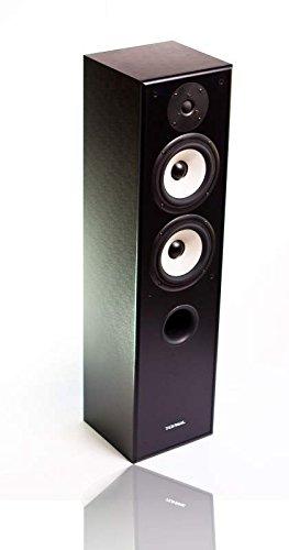 TONSIL Lautsprecher System Fenix III (schwarz)
