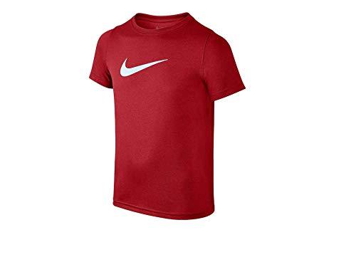 Nike Toddler Boys' Cotton T-Shirt University Red' (4T)