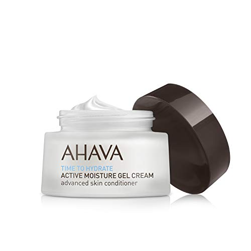 Ahava Time To Hydrate Active Moisture crema en gel hidratante, 50 ml