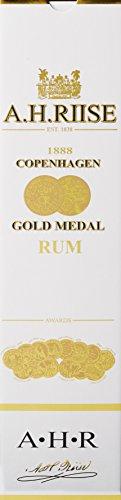 A.H. Riise 1888 Copenhagen Gold Medal Rum (1 x 0.7 l) - 4