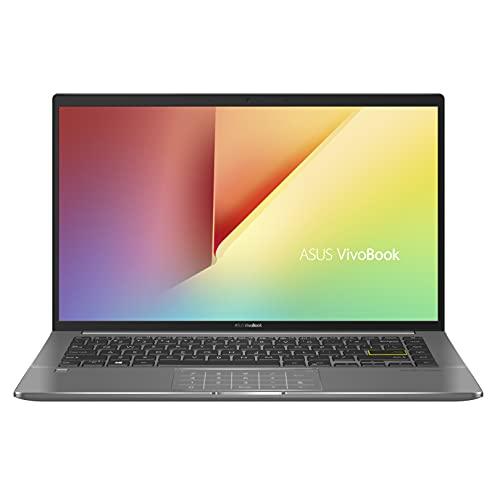 Asus Vivobook S PC Portable S435EA-HM004T 14 FHD (i7-1165G7, RAM 16Go, SSD 512Go, Windows 10) Clavier AZERTY Français