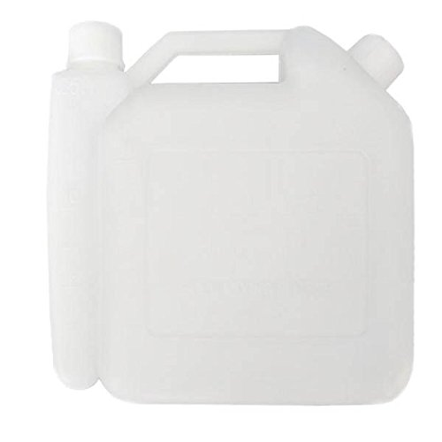 2-Takt-Kraftstoff-Mischkanister für Rasentrimmer/Kettensäge, 1L