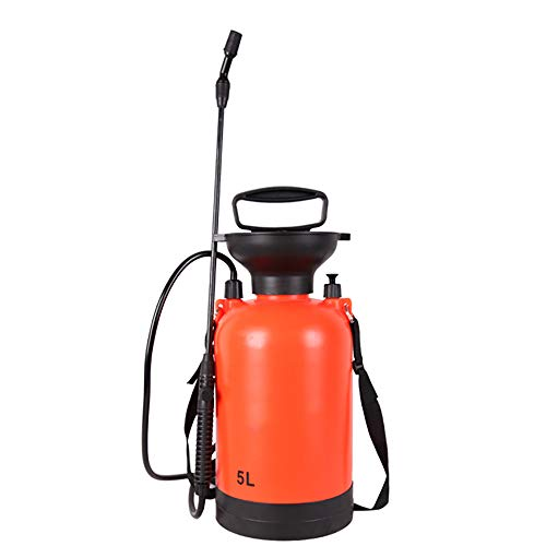 Private tuingereedschap desinfectie water geven spray fles/spuit druk/hoge capaciteit tuinbouw handleiding gieter gieter,5L