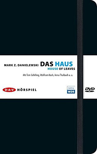 Das Haus: House of Leaves: House of Leaves. Hörspiele (1 DVD)