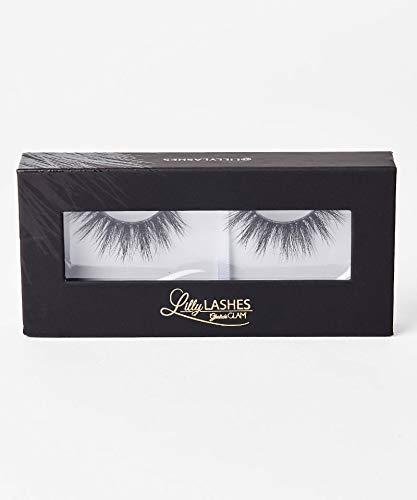 Lilly Lashes MIAMI 3D MINK LASHES False Eyelashes