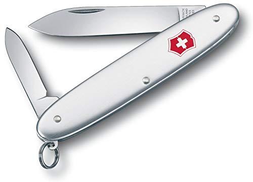 Victorinox Pocket Pal Alox Taschenmesser, 2 Funktionen, Große Klinge, kleine Klinge, Alox Schalen