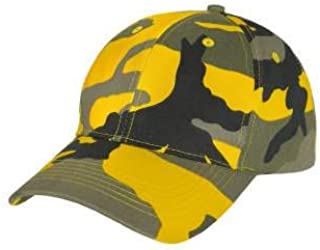 Best yellow camo hat Reviews