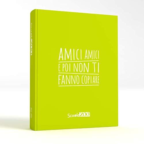 Giallo, Classic Sette in Condotta Diario Agenda Scolastico 2019-2020