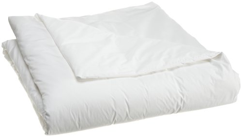 National Allergy 100-Percent Cotton Bed Bug, Dust Mite & Allergy Control Duvet Protector, Full/Queen