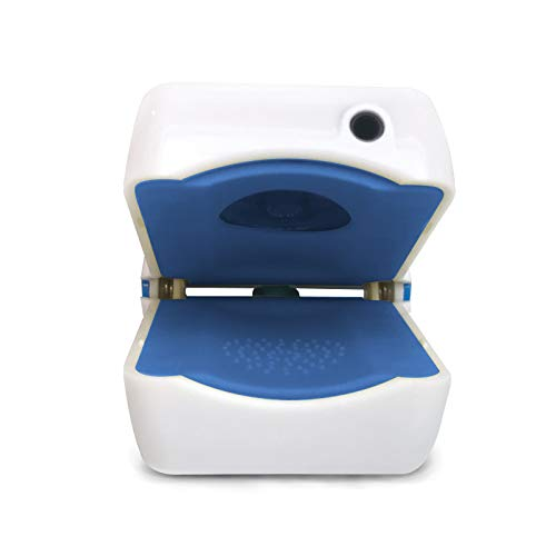 Magnetoe Nail Fungus Remover Home Use Laser Device, Safer, Quicker Results, Painless Therapy Treatment For Toes And Fingernails, No Side Effects, Portable, Treats Nail Fungus Discoloration