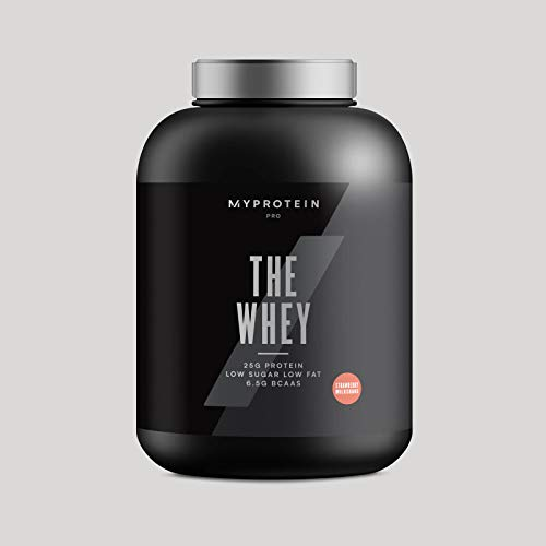 MyProtein THEWHEY - Milkshake alla fragola, 870 g