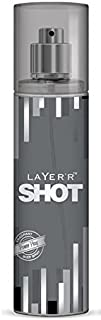 Layer'r Shot Deodrant, Power Play, 135ml