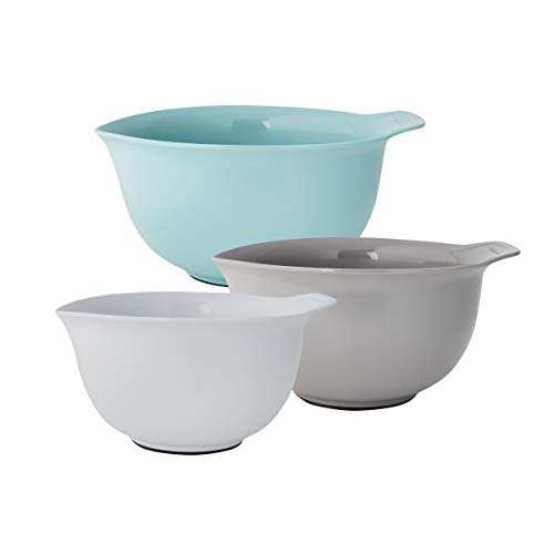 KitchenAid Universal Mixing Bowls, Set Of 3, Aqua sky