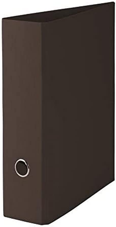 Rössler Soho 1317452870 Large special price !! Lever Arch A4 Brown 85mm File Discount mail order Spine