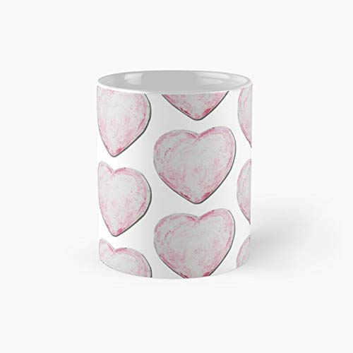 Heart Classic Mug Best Gift Funny Coffee Mugs 11 Oz