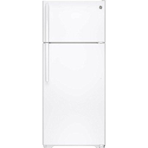GE Appliances GTS18GTHWW GE 17.5 cuft Top Freezer Refer White