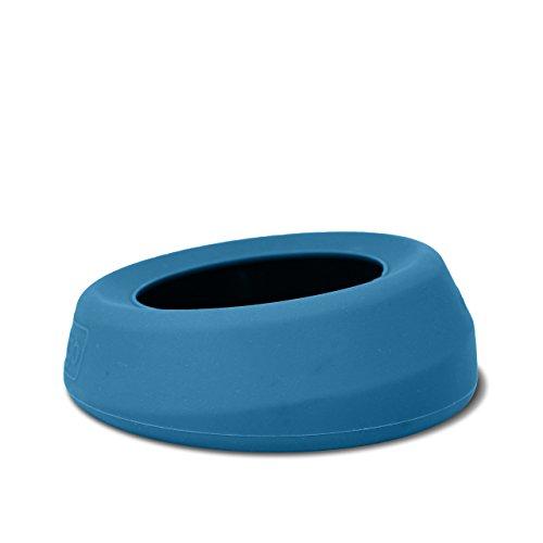 Kurgo Dog Water Bowl & Travel Dog Bowl, Pet Water Bowl for Use in Car, Dog Travel Food Bowl, Splash Free Dog Water Bowl for Car Travel