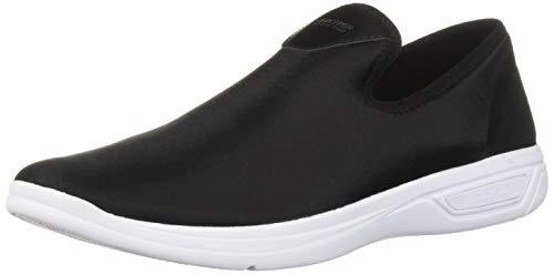 Kenneth Cole REACTION Women's The Ready Slip On Sneaker, Black Neoprene,...