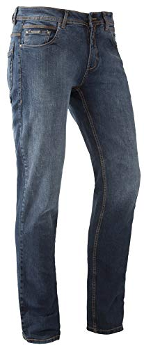 Brams Paris Arbeitshosen Jeans DAAN R13 Stretch Jeans