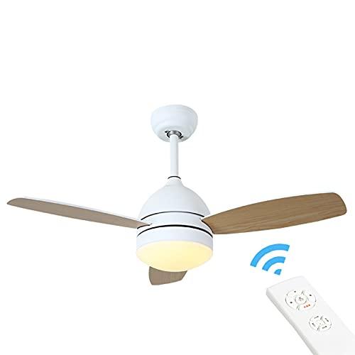 Yxx max -Araña de Luces Fan Light Techo Ventilador Luz Creativo Macarrones...
