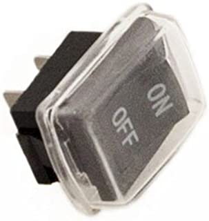 Earthquake and Eskimo 1021 Replacement Switch Rocker with Dust Cover