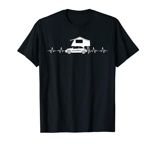 Carpa de techo para coche, tienda de campaña, regalo para fans Camiseta