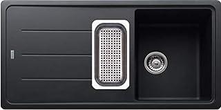 FRANKE SOLIDO Einbauspüle BFG 651 97 x 50cm Graphit TT reversibel