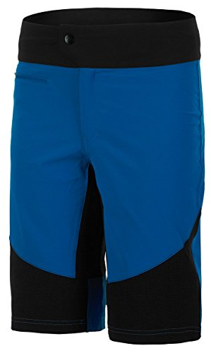 Ghost All Mountain Bike Shorts Blue/Black (XXL)