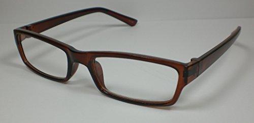 Eenvoudige praktische leesbril + 3,0 diop. voor hem en haar kunststof design 5 leeshulp kijkhulp