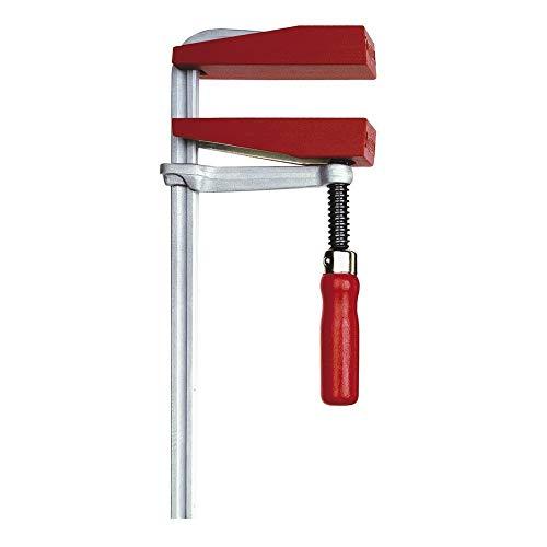 Bessey FK20-10 7651240020 Presse à Grande Surfaces FK, Rouge/Gris, 200/100 mm