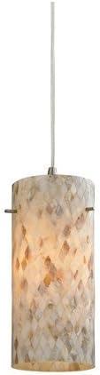 Pendants 1 Light with Satin Nickel Max 62% OFF inch 5 Medium Base 60 Low price Finish
