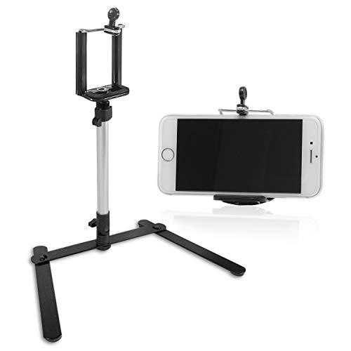 "Limostudio 17"" Mini Tripod Table Top Travel Camera Camcorder Travel Tripod for Digital Cameras & Camcorders"