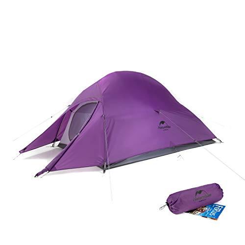 Camping Tent, Naturehike Cloud-Up 2 Man Backpacking Tent Lightweight...