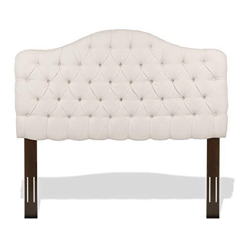 Leggett & Platt Martinique Button-Tuft Upholstered Headboard...