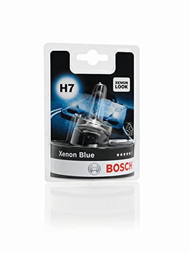 Lámpara Bosch para faros: Xenon Blue H7 12V 55W PX26d (Lámpara x1)