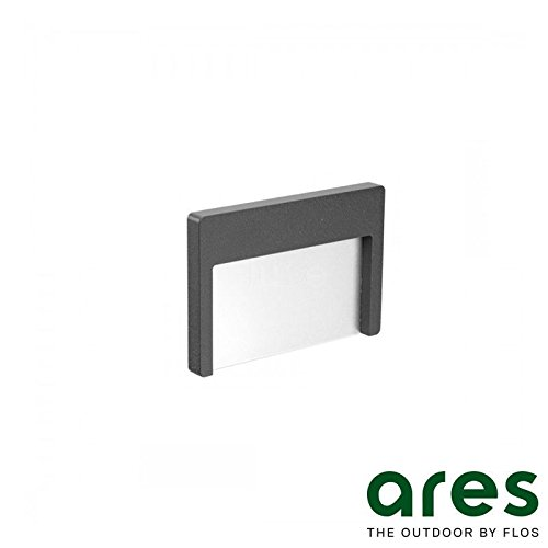 Ares Trixie LED 1,9W 3000K buitenverlichting IP65 antraciet