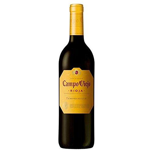Campo Viejo Tempranillo Rioja 75cl - (Packung mit 6)