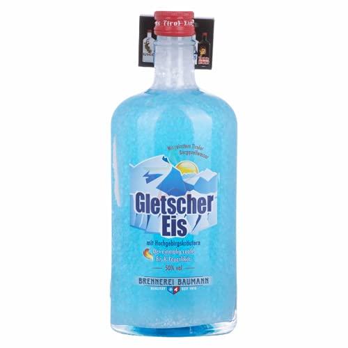 Baumann Gletschereis Eis & Feuerlikör 50,00% 0,70 Liter