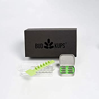 The BudKit with BudKups Generation 3.0 Loading Capsules for PAX2 & PAX3 Includes 6 BudKups Packing System and Portable Case