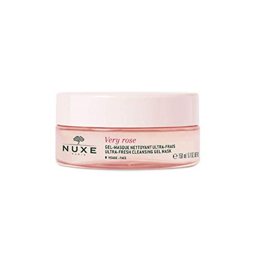 Nuxe Very Rose Mascarilla-Gel Ultra-Fresca, 150 ml